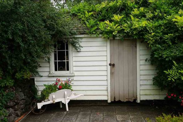 casette giardino